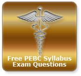 Free PEBC Exam Questions